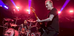 Blink-182 au Centre Bell | Nouvelle formule moins espiègle