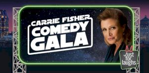 Just for Laughs 2016 | Carrie Fisher Comedy Gala: Princesse Leia, mais encore