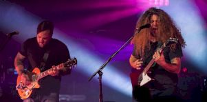 Coheed and Cambria (avec Saves the Day) au Théâtre Corona : 31 photos du spectacle