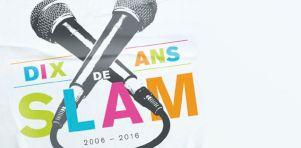 Slam en spectacle 2016 | Ivy, Mathieu Lippé, Queen Ka, D-Track et plusieurs autres à la programmation