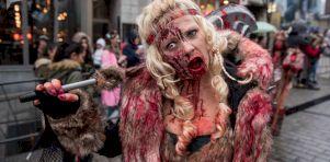 La Marche des Zombies de Montréal 2016 en 80 photos !
