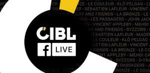 Un marathon musical sur Facebook Live pour CIBL 101,5 ce jeudi !