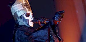 Ghost au Métropolis | Gloire à Satan, gloire à l'orgasme féminin