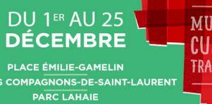 Noël dans le parc 2016 | Philippe Brach, Karim Ouellett, Loco Locass et plusieurs autres en shows extérieurs gratuits !