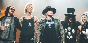 Confirmé : Guns N' Roses au Parc Jean-Drapeau en août 2017