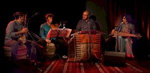 Ensemble Kamaan à la Sala Rossa | Des chemins qui mènent partout