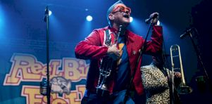 Reel Big Fish et Anti-Flag au Métropolis | Retour en photos