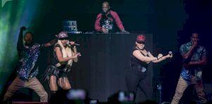 I Love the 90's Tour au Centre Bell   Le règne du old school hip-hop