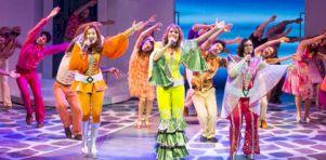 Mamma Mia! à la Place des Arts | Un adieu qui fait fausse note