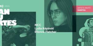 Francouvertes 2017 – Soir 5 | MCC, Lydia Képinski et Etienne Fletcher se mettent à l'eau
