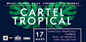 Cartel Tropical au Groove Nation | Rythmes ensoleillés des tropiques au rendez-vous
