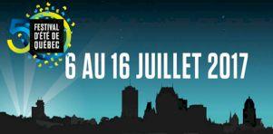 Festival d'été de Québec 2017 | Voici l'horaire du premier weekend sur les Plaines