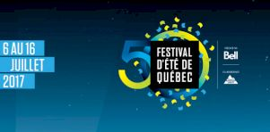 Festival d'été de Québec 2017 | La programmation dévoilée… 1 artiste à la fois !