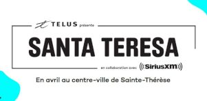 Santa Teresa 2017 | A Tribe Called Red, July Talk, Suuns, Duchess Says, Franklin Electric et plus à la programmation !