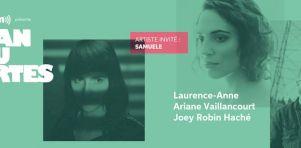 Francouvertes 2017 – Soir 6 | Les univers musicaux de Laurence-Anne, Ariane Vaillancourt et Joey Robin Haché