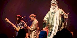 Tinariwen à la Place des Arts | Entre moment extraordinaire et sonorisation inadaptée