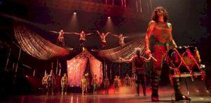 VOLTA du Cirque du Soleil à Montréal   Nouvelle approche pour le Cirque