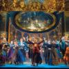 The Company performs Masquerade. Photo par Alastair Muir.