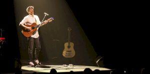 Jason Mraz en solo au Théâtre Saint-Denis | Un pari réussi