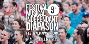 Festival Diapason 2017 | Peter Peter, Suuns, Avec pas d'casque et plus à Laval en juillet 2017
