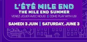 L'été Mile End | Un terrain de jeu géant pour les 20 ans d'Ubisoft Montréal