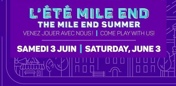 L'été Mile-End