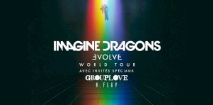 Imagine Dragons à Montréal et Québec en octobre 2017