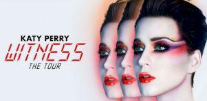 Katy Perry à Montréal en septembre 2017