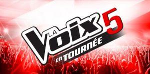 La Voix part en tournée du Québec à l'été 2017 !