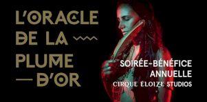 L'Oracle de la Plume d'or   Retour sur la soirée-bénéfice du Cirque Éloize