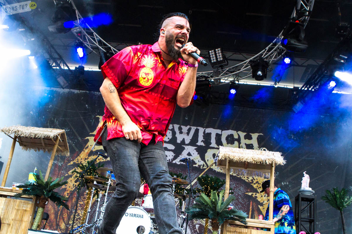 Killswitch Engage - Rockfest - 2017-6