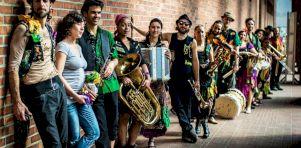 DJ Guasá, Marsö, et Gypsy Kumbia Orchestra | Le plancher vibre à la Sala Rossa