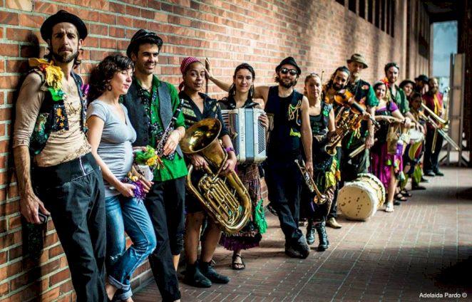 Gypsy Kumbia Orchestra