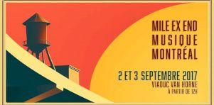 Mile Ex Musique Montréal 2017 | Nouveau festival avec Godspeed!, City and Colour, Cat Power et plus !
