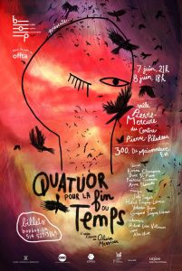 quatuor-poster