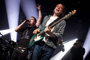 Lukas Graham live at the 51th Montreux Jazz Festival, (c) 2017 FFJM Marc Ducrest