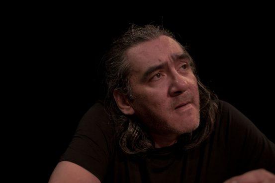 Le comédien Marco Collin. Photo par Guillaume Sabourin.