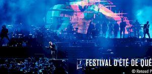 Festival d'été de Québec – Jour 10 | Gorillaz sur les Plaines d'Abraham: Virtuel et virtuose