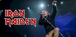 Iron Maiden (avec GHOST) au Centre Vidéotron | La capitale du métal encore bien vivante !