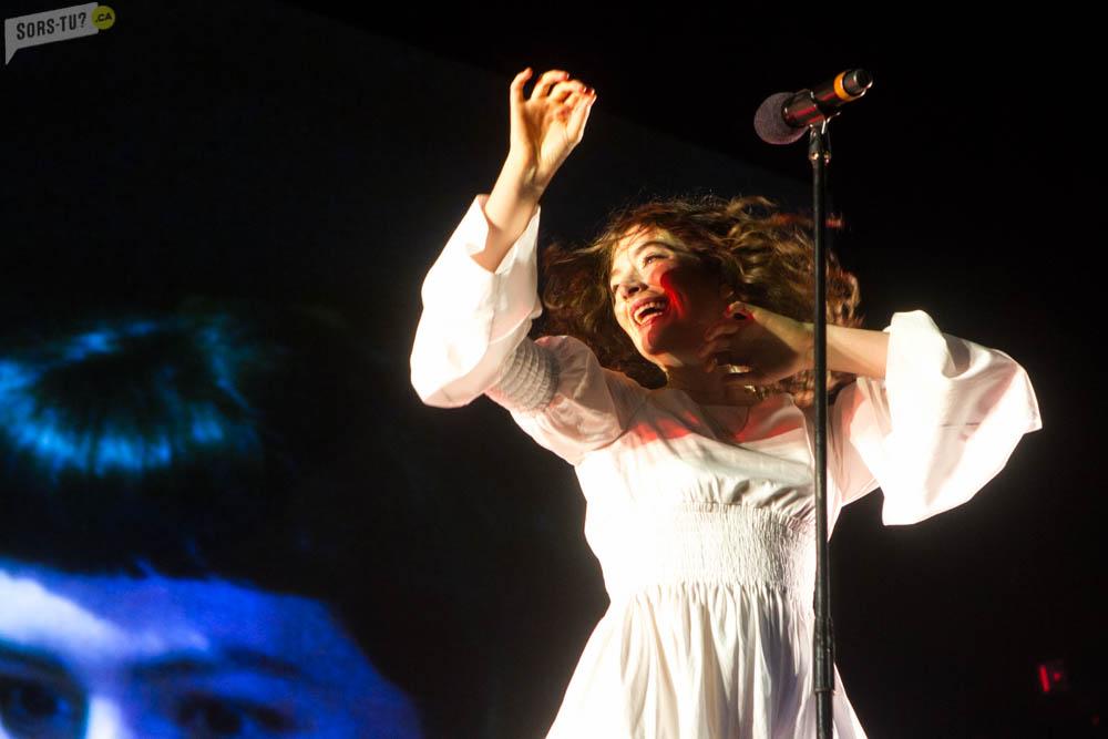 Lorde - <a href='/artiste/osheaga/' >Osheaga</a> - 2017-5