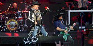 Guns N' Roses au Parc Jean-Drapeau | Passer à l'histoire