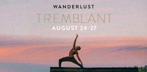 Festival Wanderlust | Effervescence yogique à Mont-Tremblant!