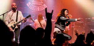 Dance Laury Dance + Slaves On Dope + The Hazytones au Club Soda | 29 photos de la soirée toute en rock !