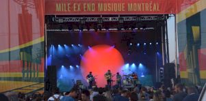 Mile Ex End Musique Montréal 2017 – Jour 1 | 20 photos de City and Colour, Cat Power, Matt Holubowski et plus