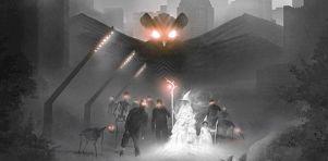 #Sorsdetazone | Alerte Halloween !  La Trouble-Fête s'amène à Montréal (ainsi qu'une horde de zombies et de sorciers!)
