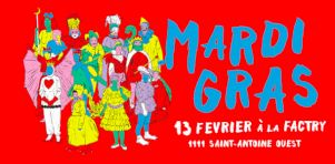Mardi Gras #4 | Irrévérence et exubérance avec le Winston Band et Caltâr-Bateau