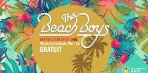 Le Festival Juste pour rire présentera The Beach Boys à Montréal en juillet 2018 !