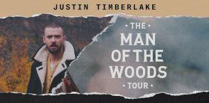 Justin Timberlake à Montréal et Québec en avril 2018 (2e date ajoutée!) !
