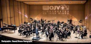 L'orchestre de Jeux Vidéo présente un Concert Mario chaleureux