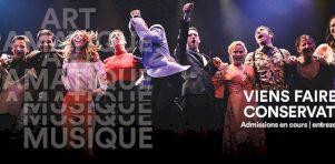 Entrevue avec Jacques Leblanc |Tenter sa chance au Conservatoire de musique et d'art dramatique